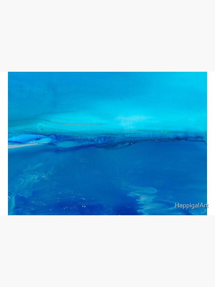 Calm Sea by HappigalArt