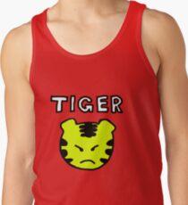 Naruko's Tiger T-Shirt Tank Top