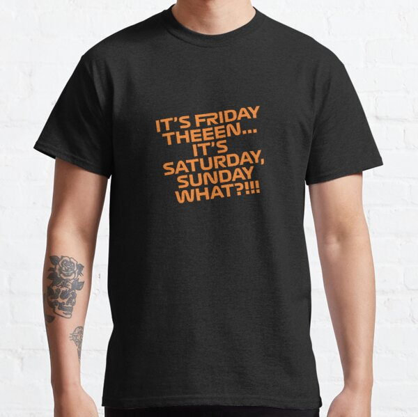 Lando Norris Race Week end Classic T-Shirt