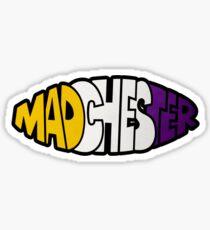 Madchester Sticker