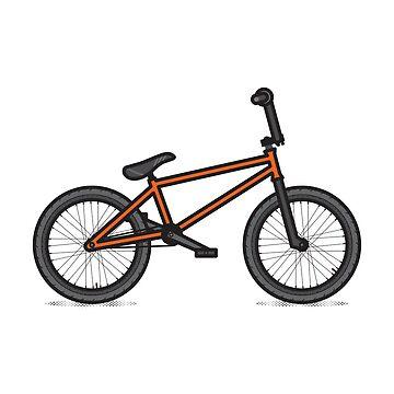 #17 BMX by brownjamesdraws