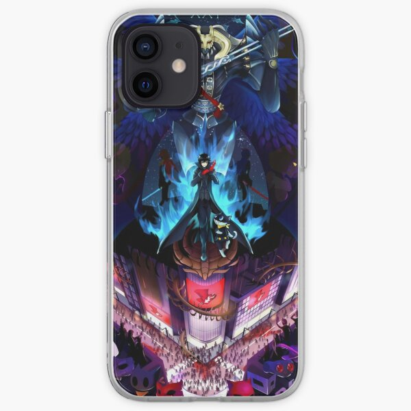 The World - Persona 5 iPhone Soft Case
