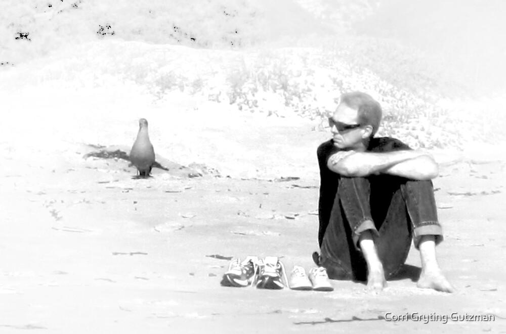 Waiting, but not Alone by Corri Gryting Gutzman