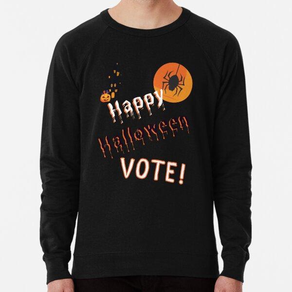 Halloween Vote America Lightweight Sweatshirt