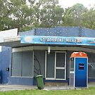 Abandoned Milk Bar by Joan Wild
