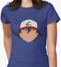 The Pokemon Master Women's Fitted T-Shirt