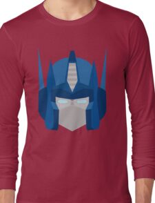 The Autobot Long Sleeve T-Shirt