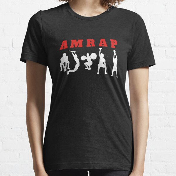 AMRAP - Crossfit  Workout  Essential T-Shirt