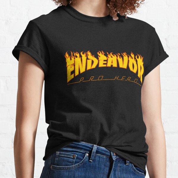 Camisa con logo Endeavour Camiseta clásica