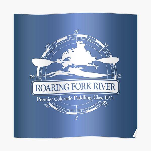 Roaring Fork River (KC2) Poster