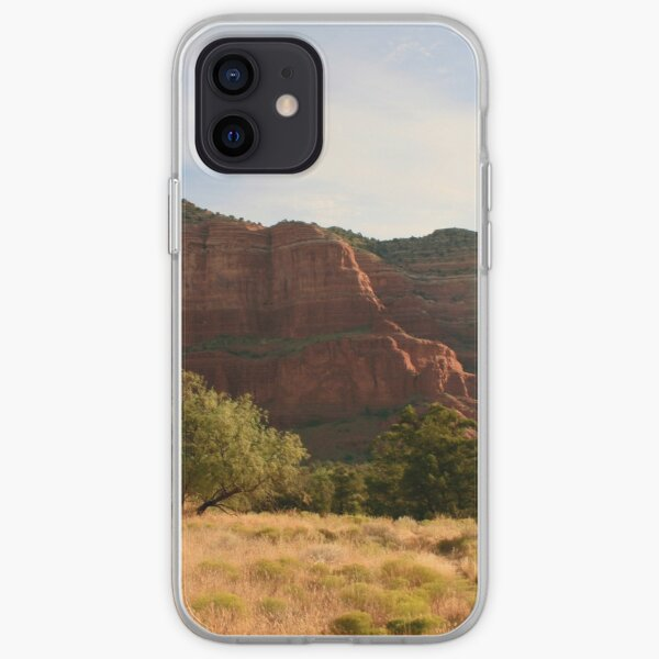 cathedral rock iPhone Soft Case