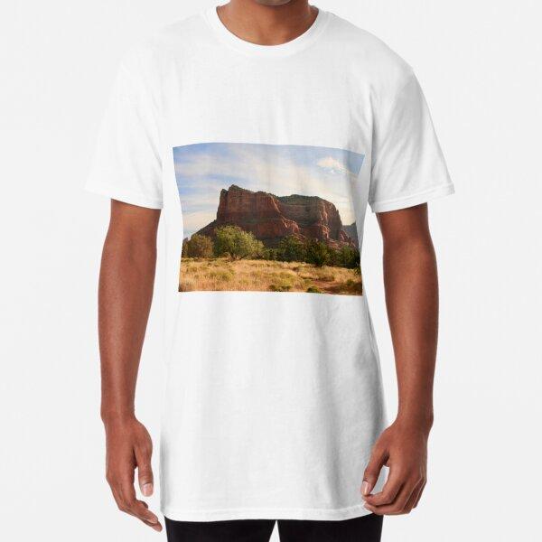cathedral rock Long T-Shirt