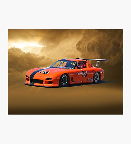 SCCA MAZDA GT2 Photographic Print