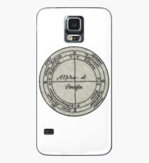 Pentacle of the Moon Case/Skin for Samsung Galaxy