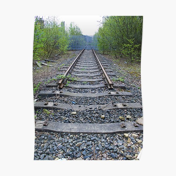 Rails to Nowhere Poster