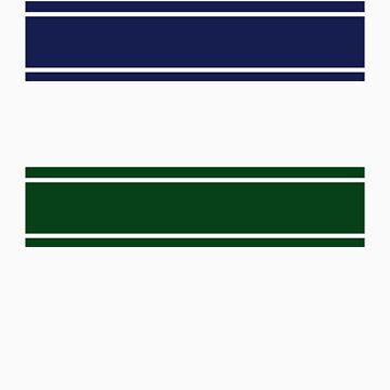 Senna Stripes by geawje