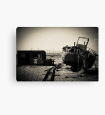 Throughway Canvas Print