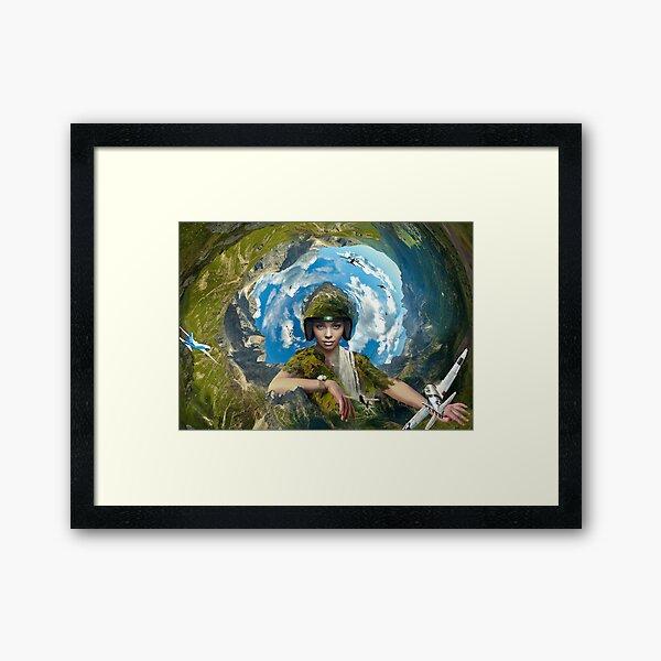 Aeronaut's Den Framed Art Print