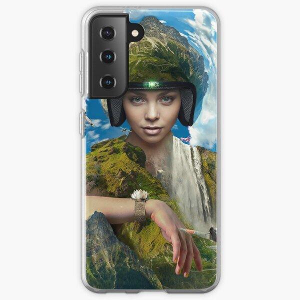Aeronaut's Den Samsung Galaxy Soft Case