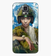 Aeronaut's Den Case/Skin for Samsung Galaxy