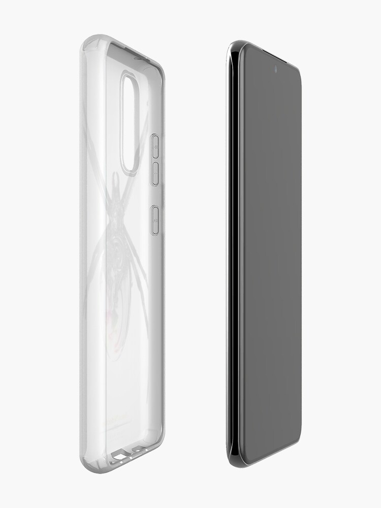 Alternate view of Perfume Arácnido Case & Skin for Samsung Galaxy