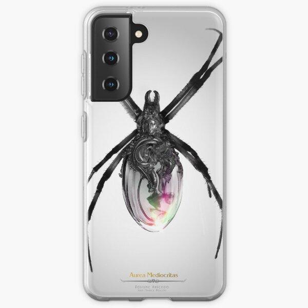 Perfume Arácnido Samsung Galaxy Soft Case