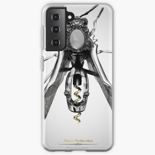 Avispa Sacacorchos Samsung Galaxy Soft Case