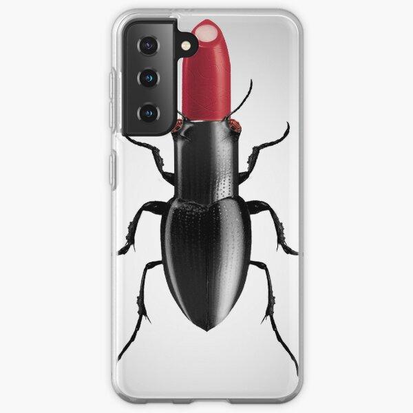 Coleóptero Carmín Samsung Galaxy Soft Case