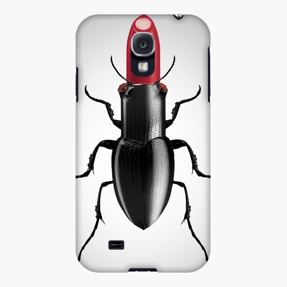 Coleóptero Carmín Case & Skin for Samsung Galaxy