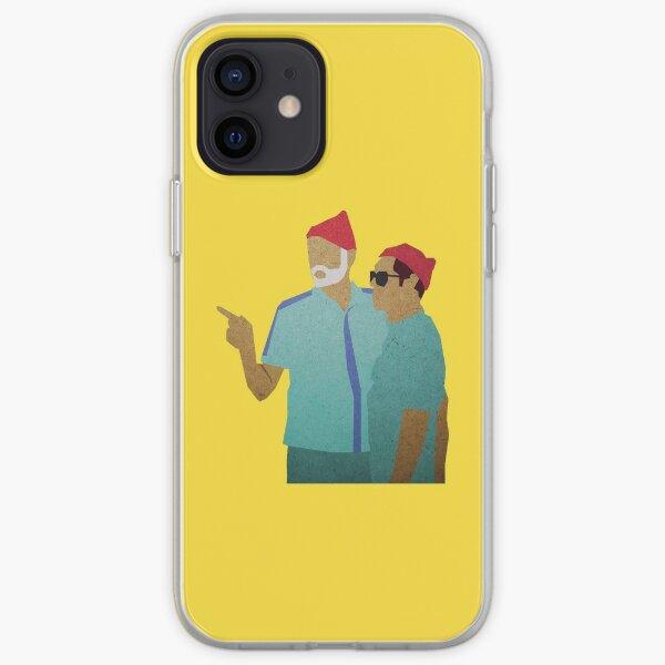 Zissou + Klaus iPhone Soft Case