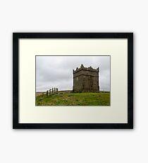 Rivington Pike. Framed Print
