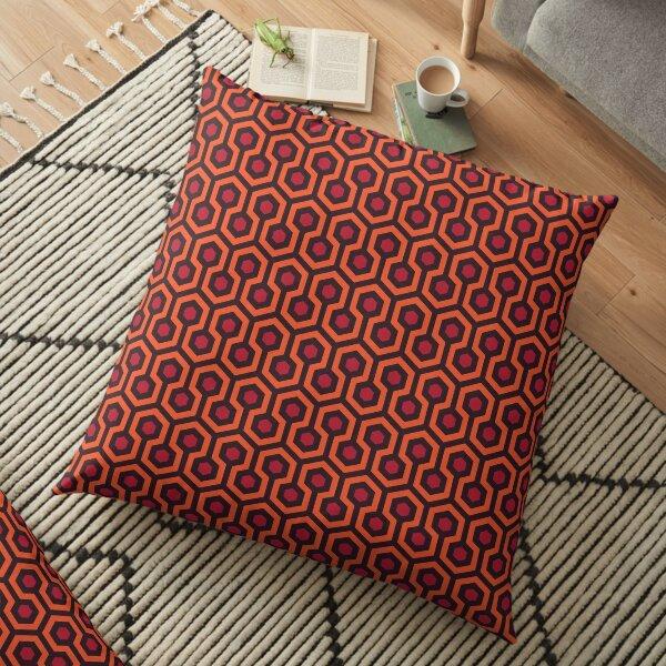 Overlook Hotel Carpet Floor Pillow