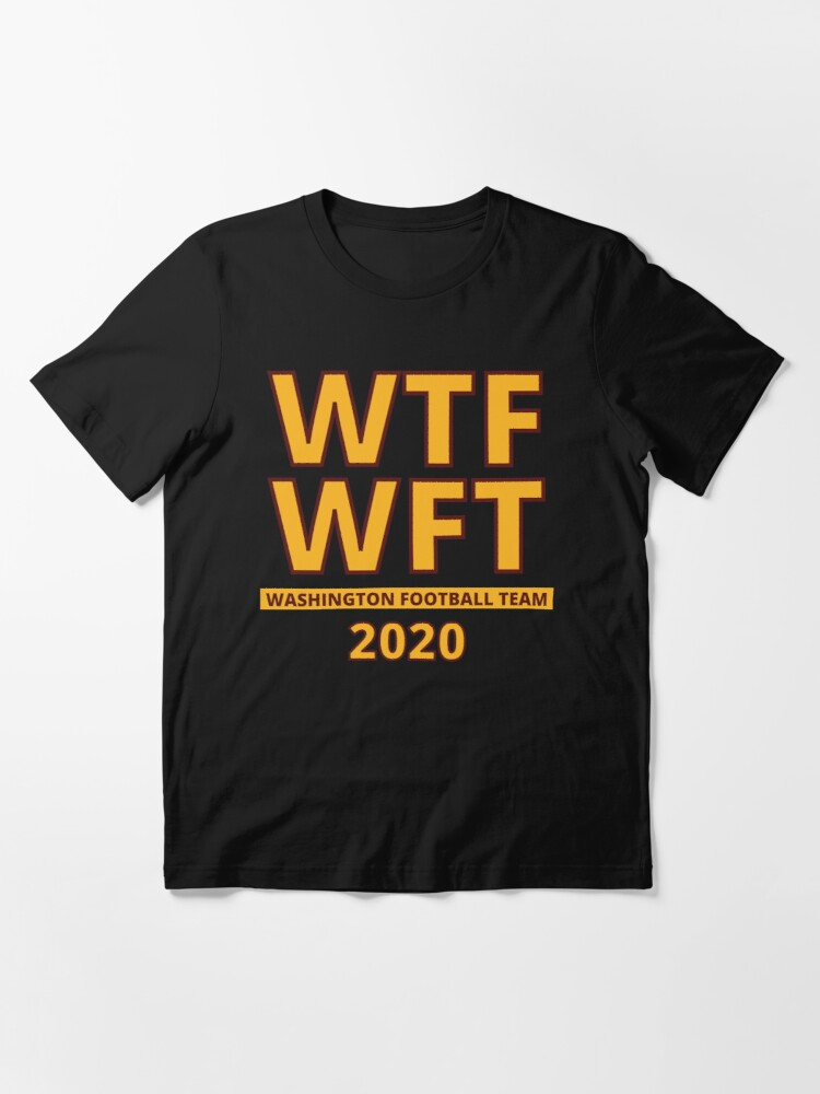 Washington Football Team Shirt New 2020 Fans Apparel Premium T-Shirt