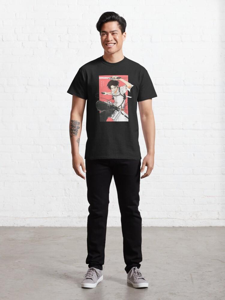 Alternate view of Levi Ackerman Classic T-Shirt