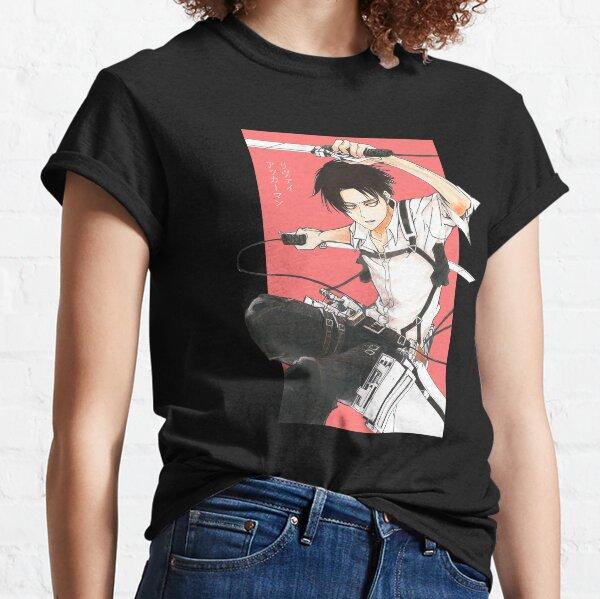 Levi Ackerman Classic T-Shirt