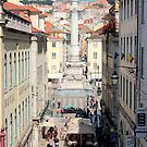 Rossio Square, Lisbon  by rsangsterkelly