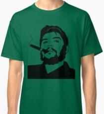 Che Guevara cigar smoking T-shirt Classic T-Shirt