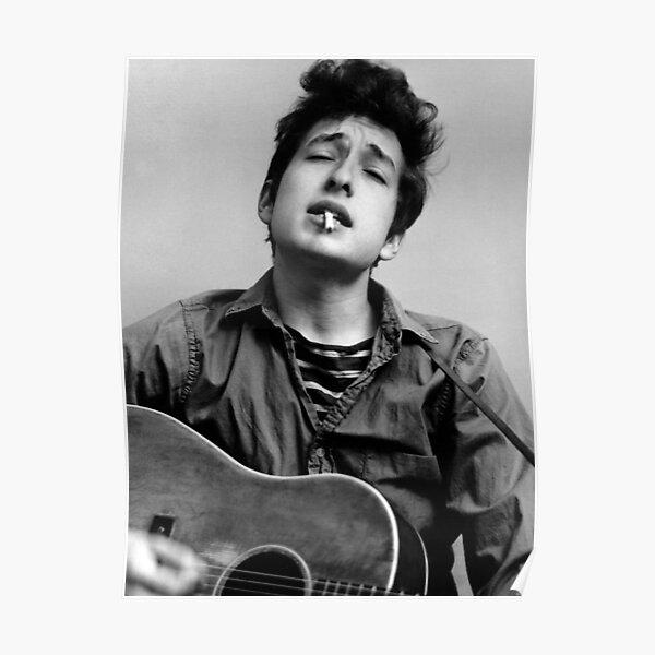 Dylan 1991 Poster