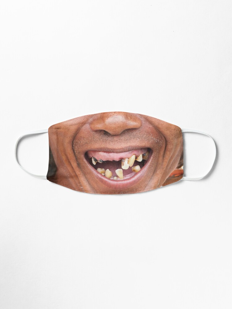 Alternate view of Great Smile Mask
