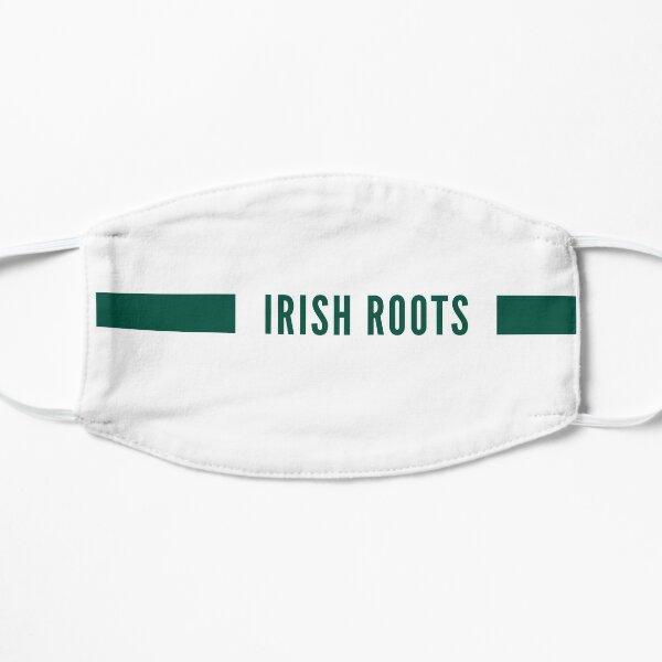 Irish Roots Flat Mask