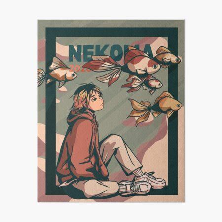 Kenma Kozume Art Board Print