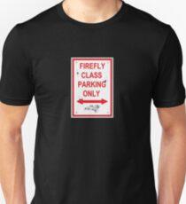 Firefly Parking Unisex T-Shirt