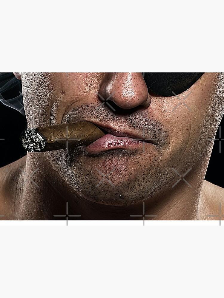 Be a man, smoke a cigar by rehabtiger