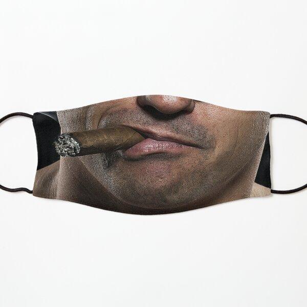 Be a man, smoke a cigar Kids Mask