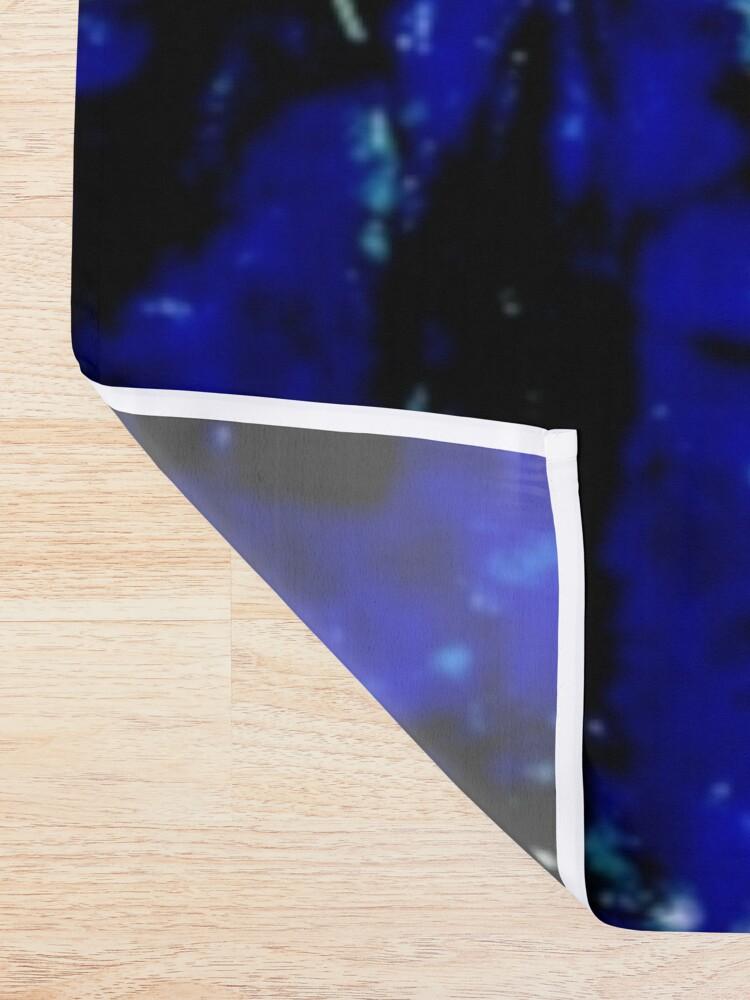 "Alternate view of ""Nymphéas Bleus"" by Claude Monet - 'Blue Water Lilies'  Shower Curtain"