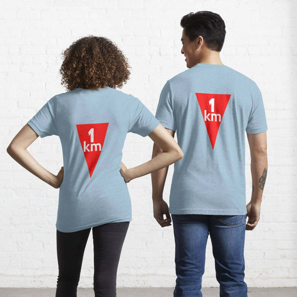 Flamme Rouge  Essential T-Shirt