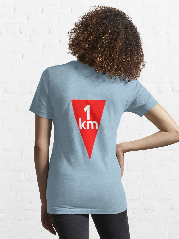 Alternate view of Flamme Rouge  Essential T-Shirt