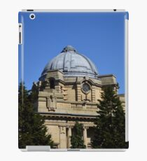 birmingham building iPad Case/Skin