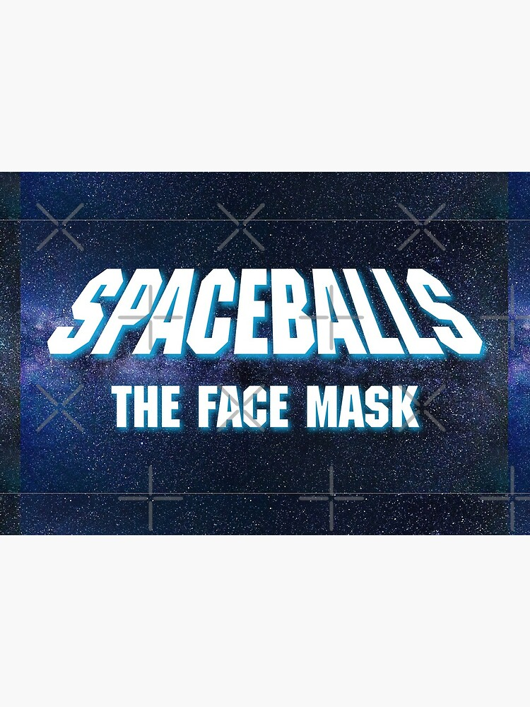 Spaceballs the Face by ace20xd6