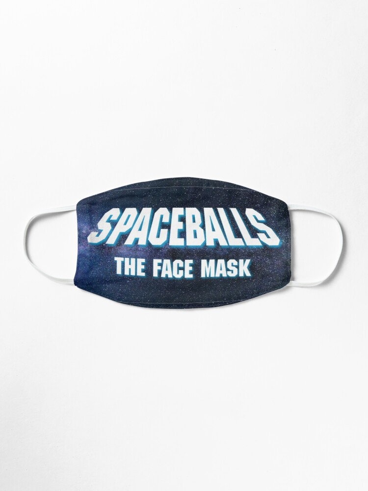 Alternate view of Spaceballs the Face Mask